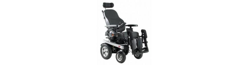 Scootmobiel & More in Landgraaf levert u vele merken elektrische rolstoelen
