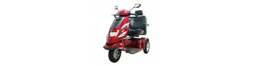 Scootmobiel & More in Landgraaf levert u vele merken drie wiel scootmobielen.