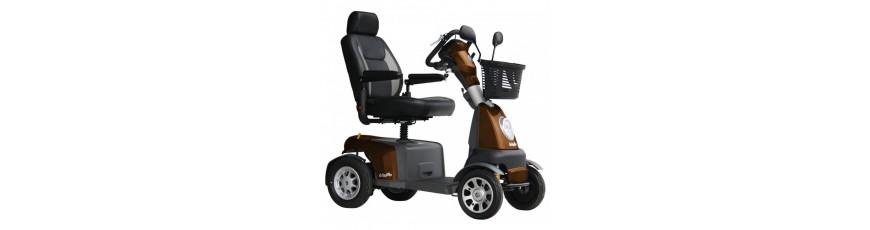 Scootmobiel & More in Landgraaf levert u vele merken vier wiel scootmobielen.