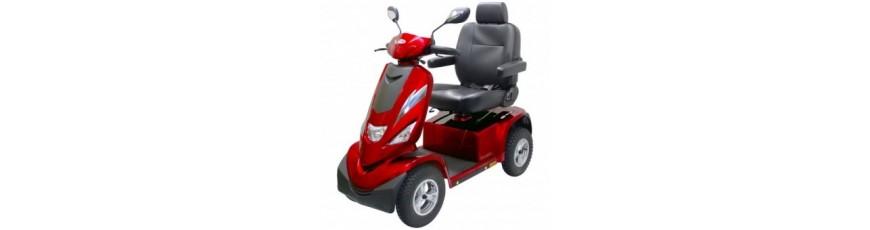 Scootmobiel & More in Landgraaf levert u scootmobielen tot 18 km/h
