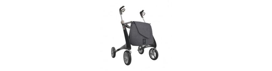 Scootmobiel & More in Heerlen levert u alle merken en uitvoeringen rollators.